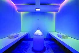 Ice Chambers - With Free Standing Ice Fountain