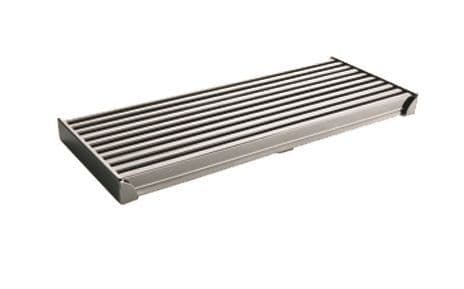 Parallel Grating Tile & Corner 345mm