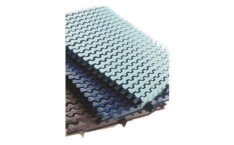 Reversible Modular Grating for Curves 335mm