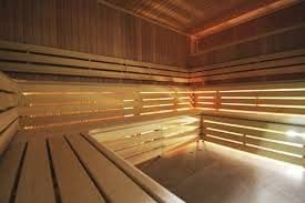 Sauna Light Shade