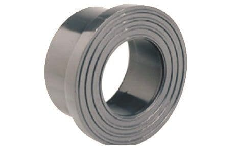 Stub Flange (Serrated) Plain