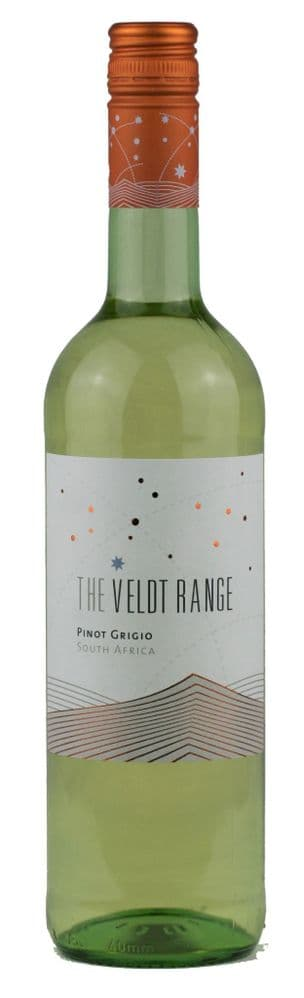 Pinot Grigio The Veldt 750ml