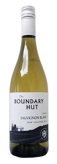 Boundary Hut Sauvignon Blanc New Zealand  750 ml