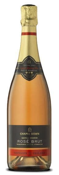 Chapel Down English Rosè  Sparkling 750 ml