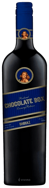Chocolate Box Blue Label Luxury Release Shiraz, Barossa Valley Australia 750 ml
