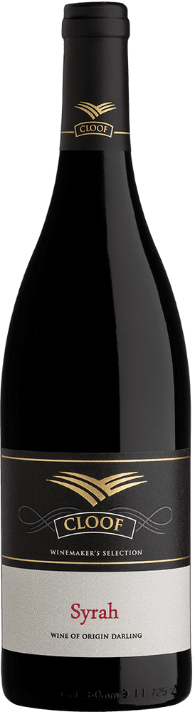 Cloof Winemaker's Selection Syrah 750 ml