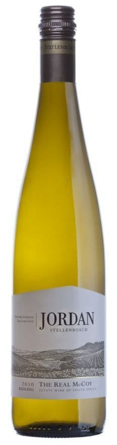 "Jordan ""Real McCoy""  Riesling 750 ml"