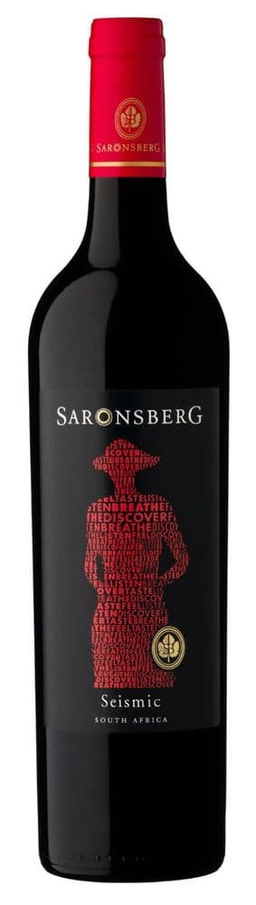 Saronsberg Seismic Red Blend 750 ml