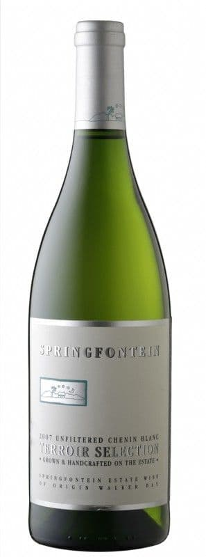 Springfontein  Estates Walker Bay Chenin Blanc  750 ml
