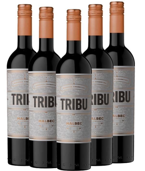 Tribu Malbec 6 x 750 ml