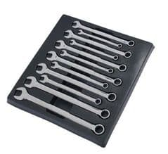 12pc Long Combination Spanner Set Metric 8mm to 19mm Neilsen CT1319