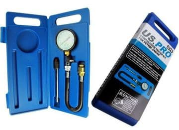 Petrol Engine Compression Tester US PRO 5323