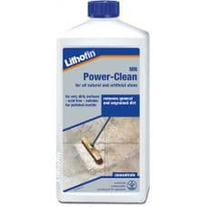 Lithofin MN Power Clean 1Litre stone, tile, terracotta, cleaner