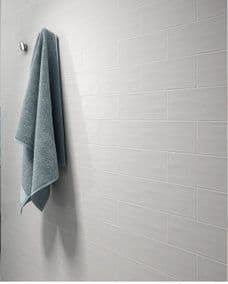 Renaissance Collection Ambience White 250 x 110 Kitchen wall tile