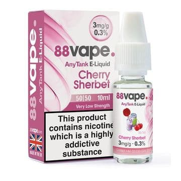 88Vape Cherry Sherbert Bulk Buy