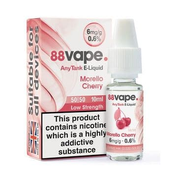 88Vape Morello Cherry Bulk Buy
