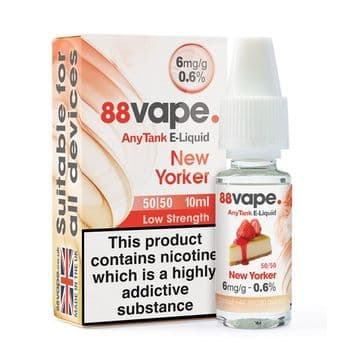 88Vape New Yorker Bulk Buy