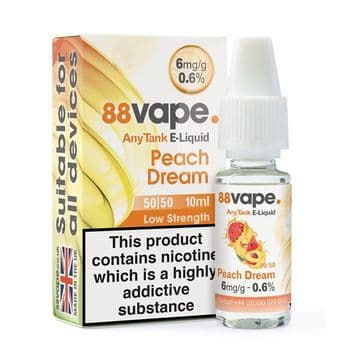 88Vape Peach Dream Bulk Buy