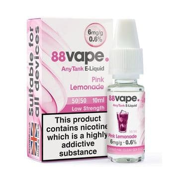 88Vape Pink Lemonade Bulk Buy