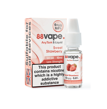 88Vape Sweet Strawberry Bulk Buy