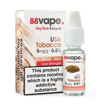 88Vape USA Tobacco Bulk Buy