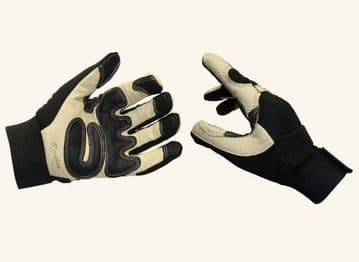 Eagle Gloves with Pigskin Palm and Grip Patches