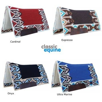 Professional's Choice  Western Saddle Pad - Ocotillo