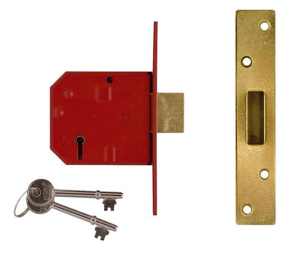 Union 2134E 5 Lever BS Mortice Deadlock only £23.99