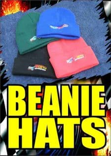BEANIE HATS (EMBROIDERED)