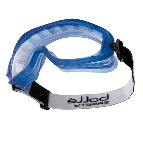 Bolle Safety ATOAPSI ATOM Platinum Safety Goggles Ventilated Clear Lens