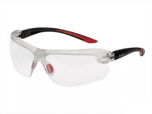 Bolle Safety IRIDPSI1.5 IRI-S Safety Glasses Clear Bifocal Reading Area +1.5