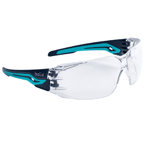 Bolle Safety SILEXPSI SILEX Safety Glasses Clear Lenses