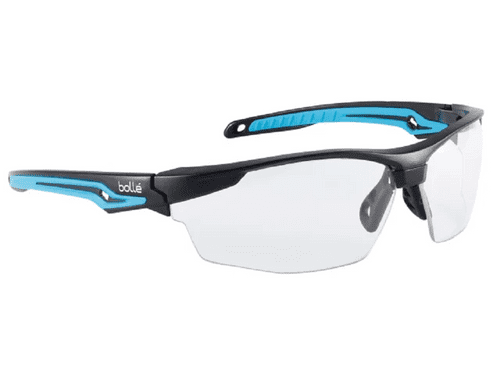 Bolle Safety TRYOPSI TRYON Platinum Safety Glasses Clear Lens