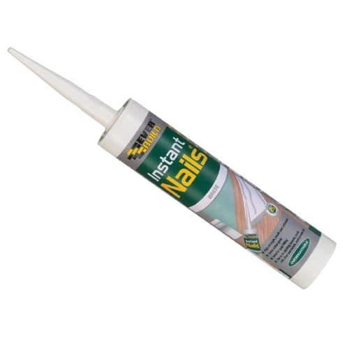 Everbuild INST Instant Nails Grab Adhesive White 290ml