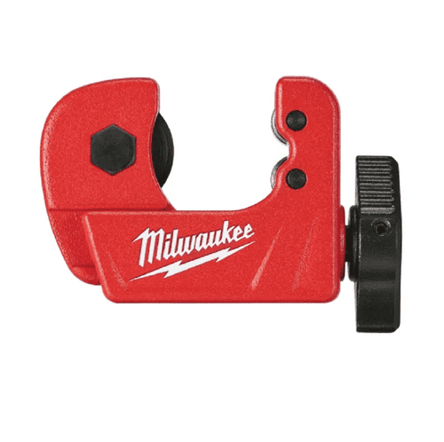 Milwaukee 48229250 Mini Copper Tube Pipe Cutter Capacity 3mm - 15mm