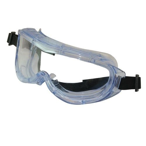 Silverline 140903 Panoramic Safety Goggles Clear Lens