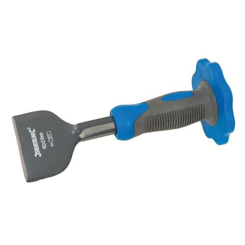 Silverline 624241 Bolster Chisel with Guard 100mm x 216mm