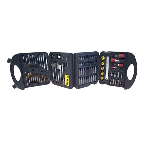 Silverline 633808 Assorted Drill Set 113pce