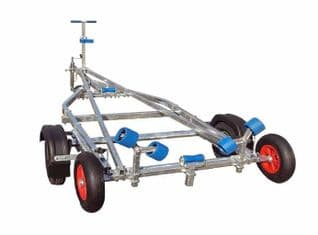 Extreme EXT500 Combination Galvanised Boat Trailer