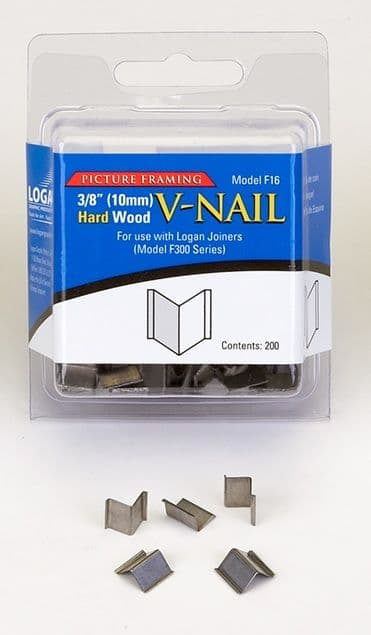 Logan Vnails Soft and Hard for table top joiners