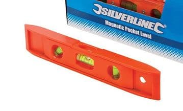 Magnetic Pocket Spirit Level
