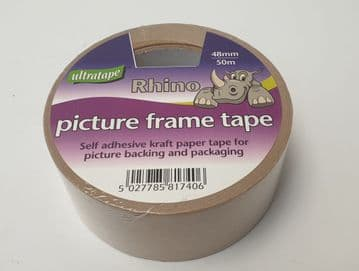 Rhino Picture Frame Tape 48mm x 50m