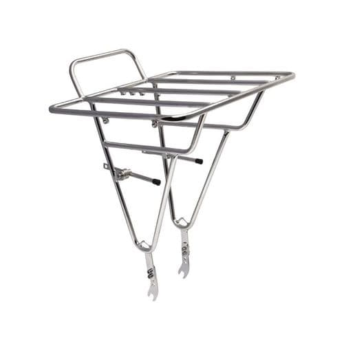 Soma Deluxe Porteur Front Rack Stainless Steel