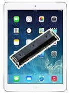 Apple iPad 2 Logic Board Touch Digitizer FPC Connector Repair Service