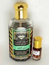 DEHN AL OUD Concentrated Perfume Oil Alcohol Free Attar by Swiss Arabian