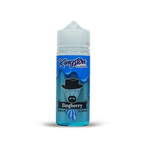 HEISENBERRY SHORT FILL BY KINGSTON 120ML (ZINGBERRY)