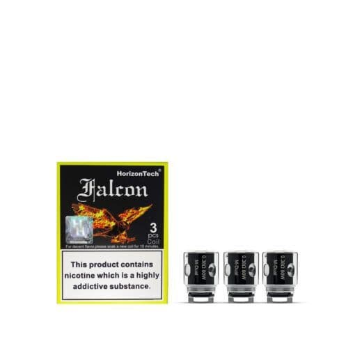 HORIZONTECH FALCON M-DUAL COIL 0.38 OHM – PACK OF 3