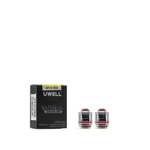 UWELL VALYRIAN COILS 0.15/0.18 OHM – PACK OF 2