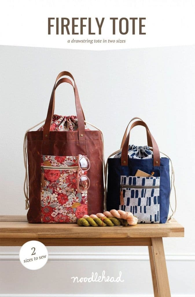 Firefly Tote Pattern