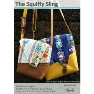The Squiffy Sling Bag Pattern